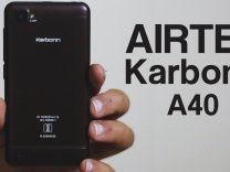 Airtel Karbonn A40 first impression: A smartphone for the price of a feature phone?