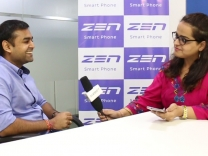 Interview with Deepesh Gupta (CEO of ZEN Mobile)