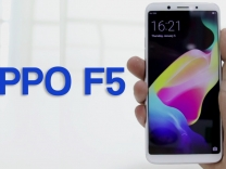 Oppo F5 with AI selfie camera is priced at Rs.19,990 [First Impressions]