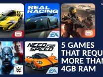 Your less than 4GB Android smartphone cannot handle these games!