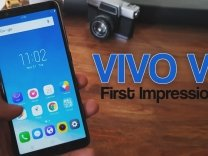 Vivo V7 Unboxing and First impressions