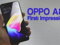 Oppo A83 First Impressions
