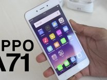 Oppo A71 Unboxing