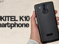 Oukitel K10 Smartphone Unboxing and Quick Look