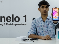 Innelo 1 smartphone unboxing and first impression