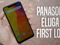 Panasonic Eluga X1 Pro First Look
