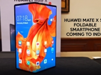 Huawei Mate X 5G Foldable Smartphone coming to India : Find out everything here