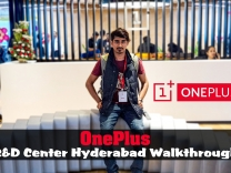OnePlus R&D Center Hyderabad Walkthrough