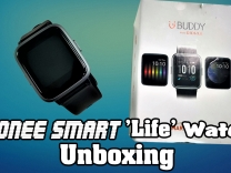 Gionee Smart 'Life' Watch Unboxing, Setup And Features: Better Than Honor And Xiaomi Smart Bands