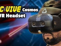 HTC Vive Cosmos VR Headset Launched In India at Rs. 89,990: Features & Specifications