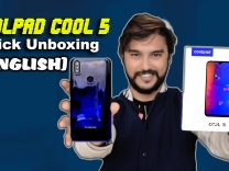 Coolpad Cool 5 Quick Unboxing And First Impression