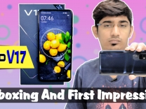Vivo V17 Unboxing And First Impression
