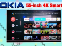 Nokia 55-inch 4K HDR Smart TV Launched In India: Price, Specifications And Features