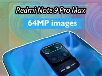 How to take 64MP images using the Redmi Note 9 Pro Max
