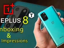 OnePlus 8T 5G India Unit Unboxing & First Impressions: Alternative To OnePlus 8 Pro?
