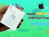 Apple USB Type-C 20W Fast Charger Unboxing