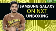 Samsung Galaxy On Nxt Unboxing