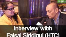 Interview with Mr. Faisal Siddiqui (HTC)