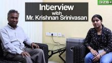 Interview With Mr. Krishnan Srinivasan (MD of Lam Research Inida)