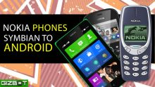Nokia Phones Symbian to Android