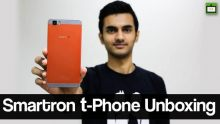 Smartron tPhone Unboxing
