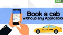 Book a cab via Google Maps
