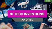10 Tech Inventions of 2016