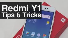 Top 7 Xiaomi Redmi Y1 Tips & Tricks