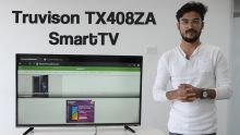 Truvison TX408Z TV review