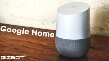 Google Home Unboxing and Setup process - GIZBOT
