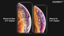 How Apple iPhone XS, XS Max and XR is different from the iPhone X