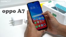 OPPO A7 unboxing and initial thoughts