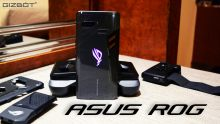 Asus ROG Gaming Phone and Gaming Accessories First impressions