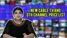 Cable TV and DTH channel price list