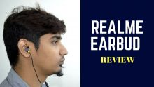 Realme Buds Review: Fantastic build quality with average sound