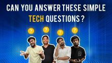 Can you answer these simple tech Questions?
