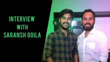 Exclusive Interview with Saransh Goila on Samsung India, Ready, Action Campaign