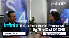 Infinix To Launch Audio Products By The End Of 2019