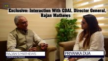Exclusive: Interaction With COAI, Director General, Rajan Mathews