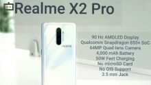 Realme X2 Pro Camera Performance: 64MP Shots, 4K Video, Nightmode, Wide-Angle, Slow-mo & More