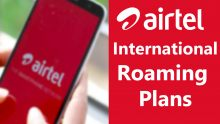 Airtel Launches Four International Plans: Know The Advantages