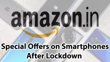 Smartphone Offers Post Lockdown On Amazon India