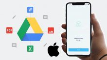 How to secure Google Drive Using Face ID On An iPhone