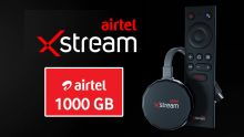 Airtel Offering 1000GB Data To Its Xstream Fiber Users