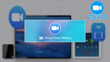 How to record zoom meeting on android without permission