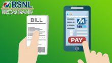 How To Pay BSNL Broadband Bill Online