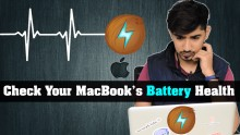 Check Your Apple MacBook's Battery Health For Free Using CoconutBattery App