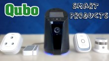 How To Setup And Use Qubo Smart Indoor Camera And Smart Accessories