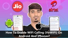How To Enable WiFi Calling (VoWIFI) On Android And iPhones?
