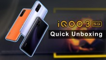 iQOO 3 5G: Quick Unboxing, Design, Display,  Specifications Overview